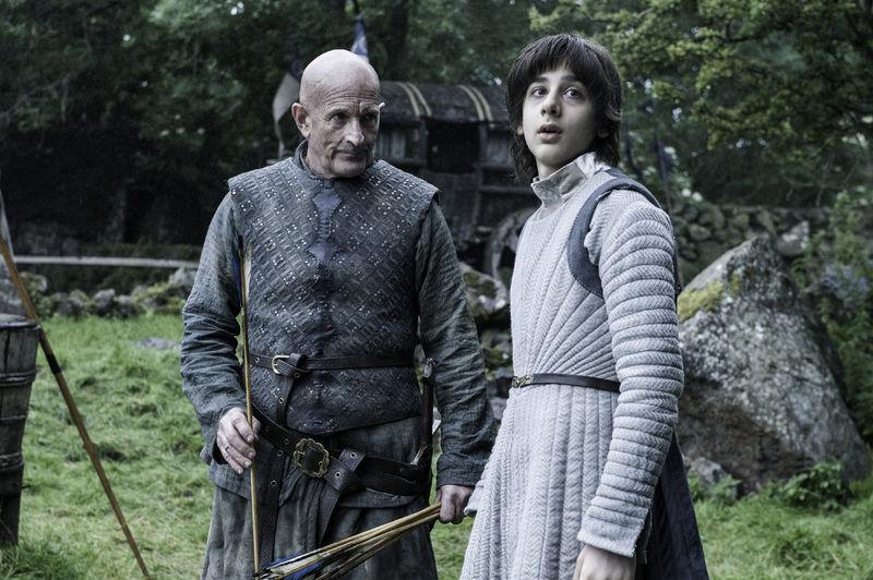 Vil vi se noe mer til Robin Arryn og the Knights of the Vale? Foto: Helen Sloan/HBO