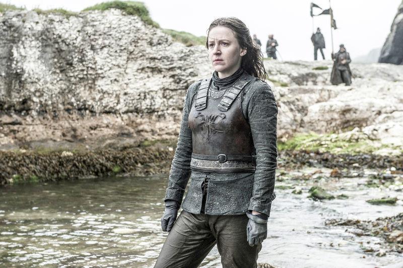Yara – lady eller dronning? Foto: Helen Sloan/HBO