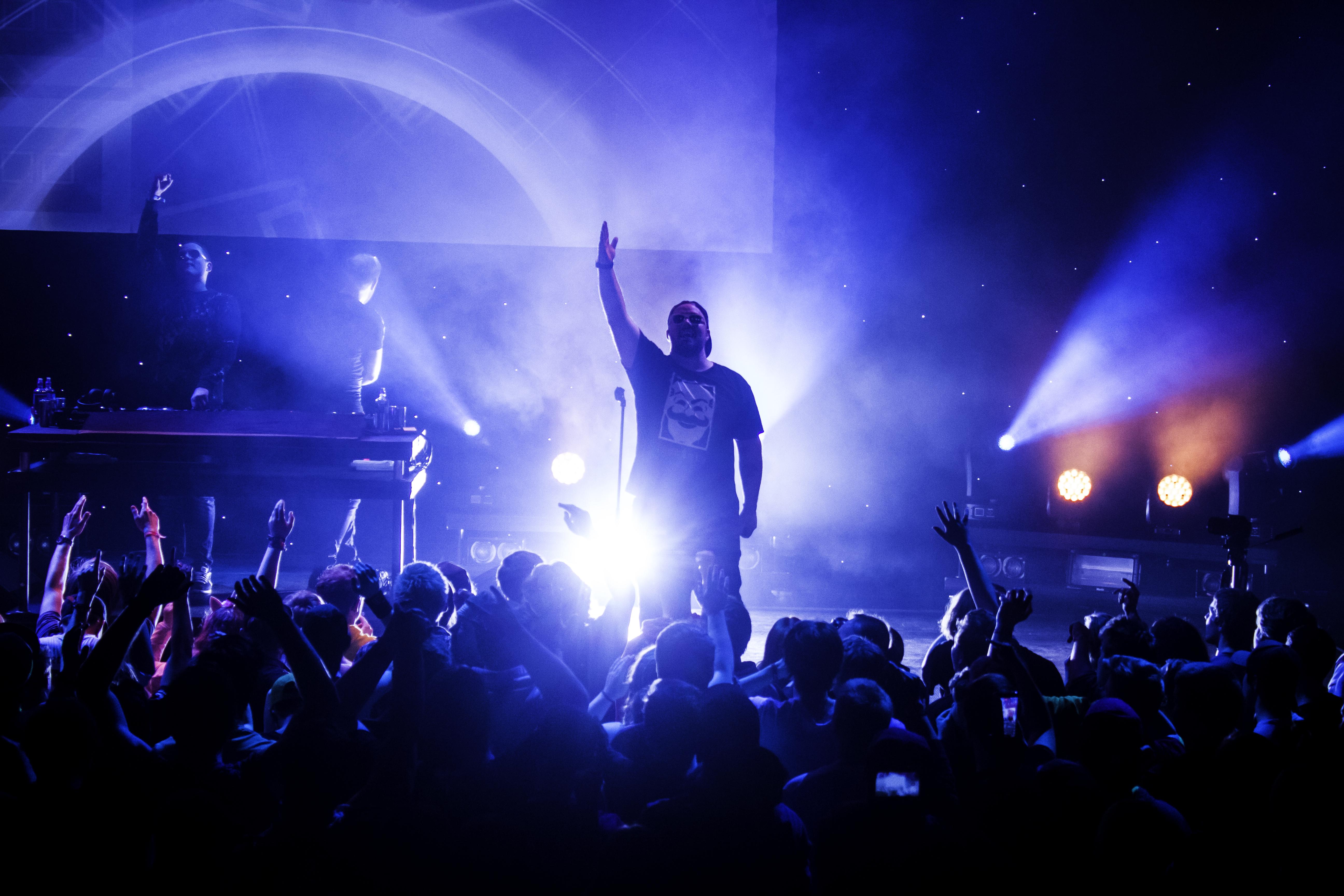Konsert på TG 2017. Foto: Kari-Elise A. Eikelia