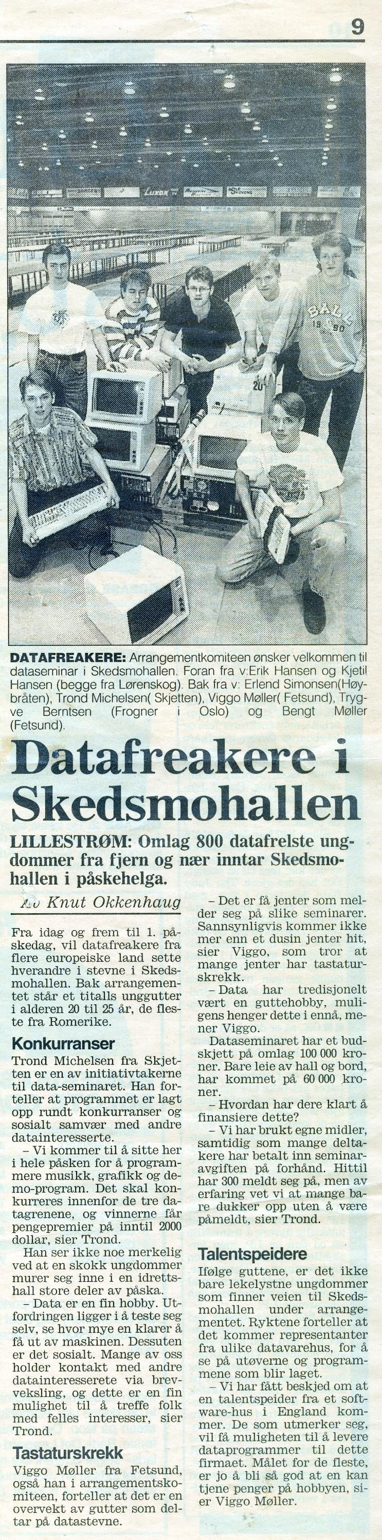 _Datafreakere_ i Skedsmohallen