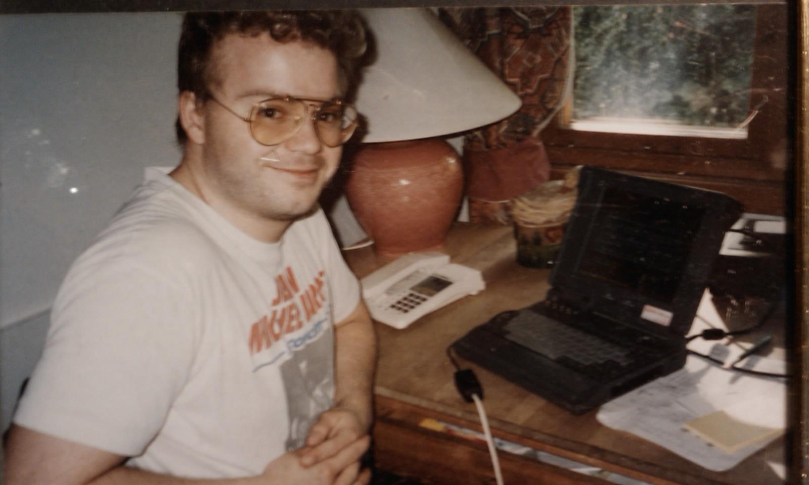 En ung og lovende Skjefstad 1998.
