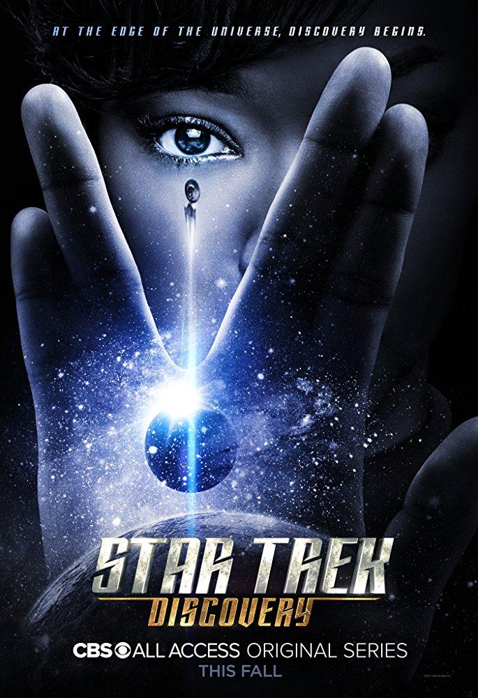 Star Trek Discovery. Foto: IMDB.