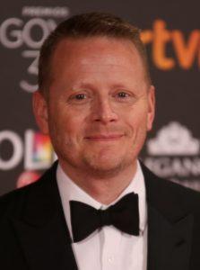 Patrick Ness, forfatter.