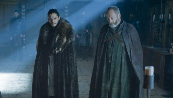 VEKKER FØLELSER: Fansen har reagert sterkt både på volden Sansa Stark har blitt utsatt for, og dødsfallet til Jon Snow i Game Of Thrones: Foto: HBO Nordic/Game Of Thrones