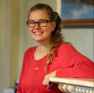 Astrid Cecilie Budolfsen. Foto: Alexandra Jauhiainen
