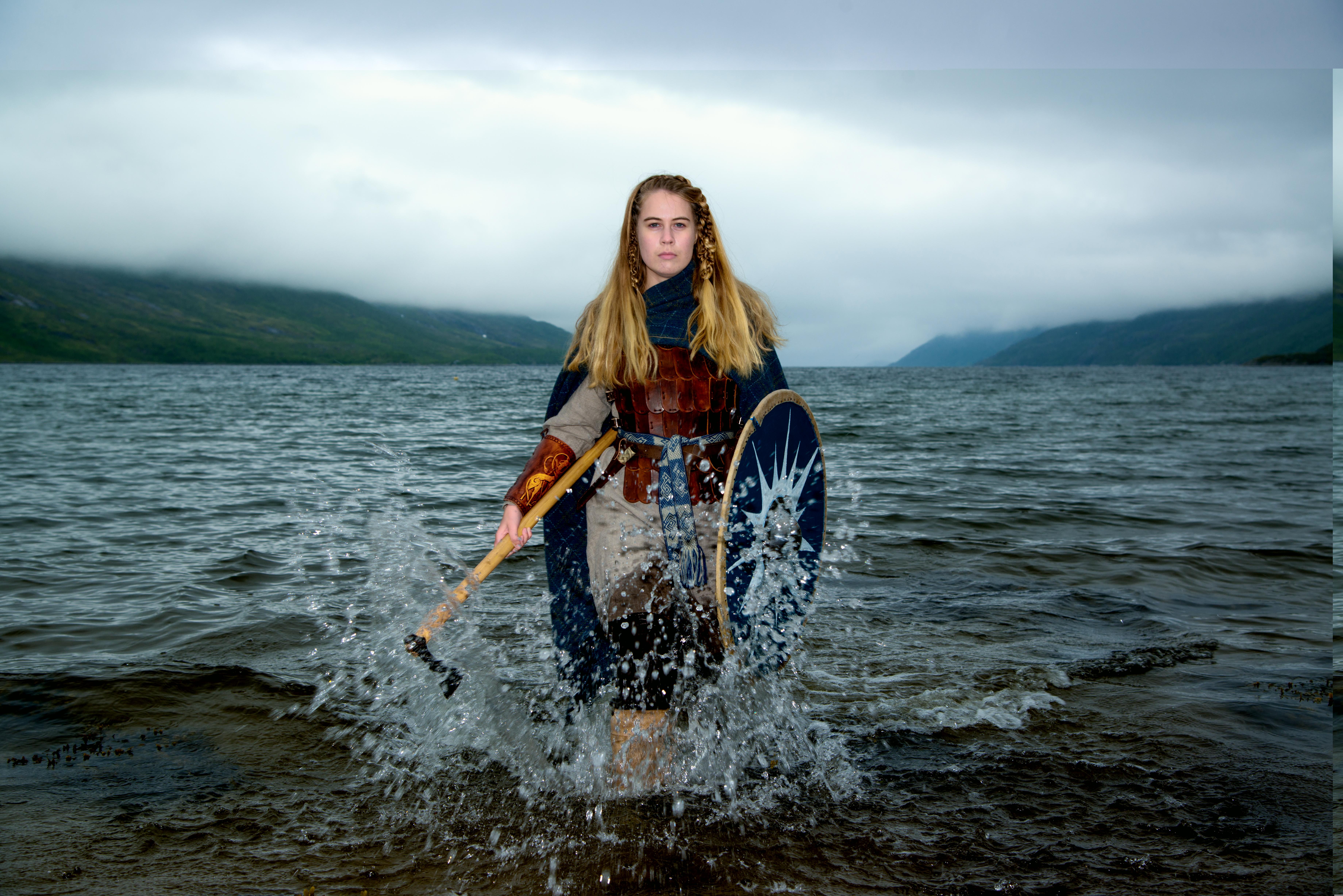 SEA LORD: – Igjen en tolkning av Sea Lord-kulturen skapt av Fell and Fair. Jeg gjorde en liknende shoot i 2017, men med mye mindre utrustning, så selvfølgelig måtte jeg gjøre en ny shoot da jeg hadde sjansen. Foto: Jan Kevin Brunvoll